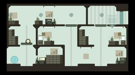 Sound Shapes: Even turning an office into a musical adventure.