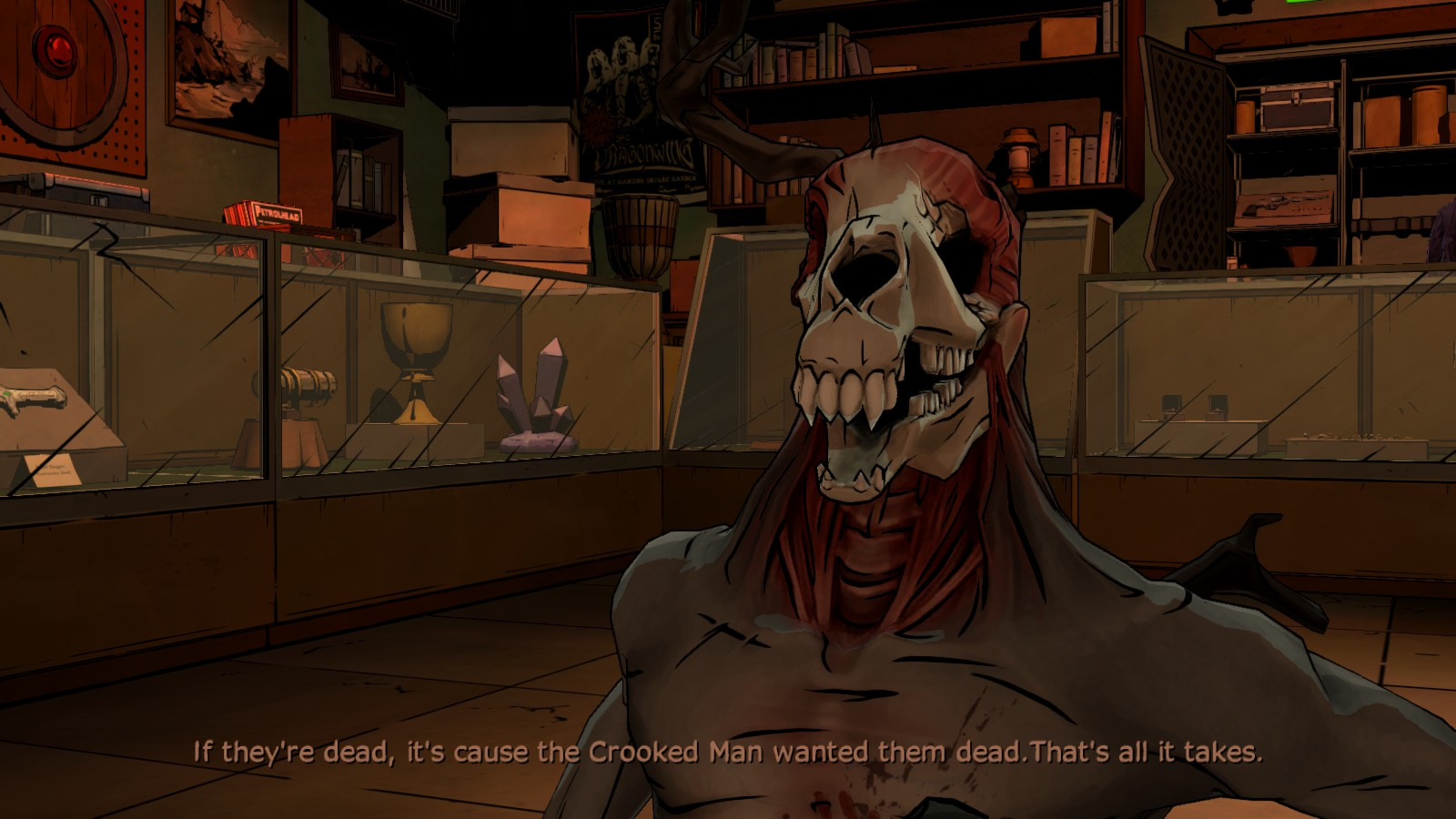 The Wolf Among Us – Episode 4: In Sheep's Clothing Review ...